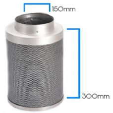 Rhino Pro Carbon Filter 6 Inch ( 150mm x 300mm ) ( 600m3/hr )
